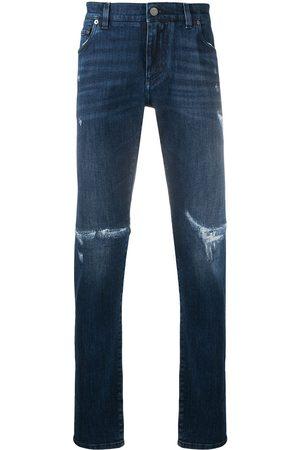 Dolce & Gabbana Jeans effetto vissuto