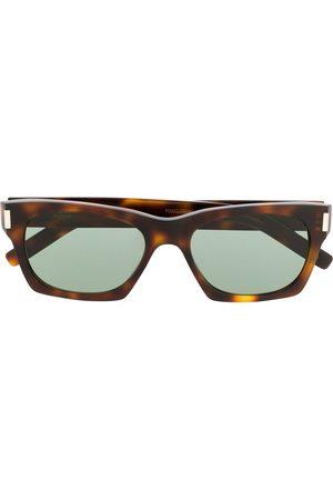 Saint Laurent Eyewear Occhiali da sole - Occhiali da sole rettangolari SL 402