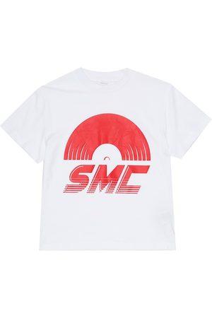 Stella McCartney T-shirt in jersey di cotone