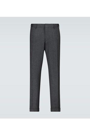 DRIES VAN NOTEN Pantaloni in lana
