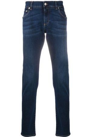 Dolce & Gabbana Jeans con placca logo