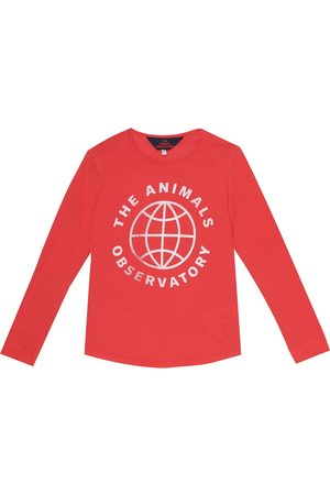 The Animals Observatory T-shirt in cotone con logo