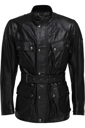"Belstaff Giacca ""trialmaster Panther 2.0"" In Pelle"