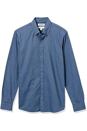 Goodthreads Slim-Fit Long-Sleeve Solid Oxford Shirt Camicia, , XX-Large