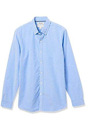 Goodthreads Slim-Fit Long-Sleeve Solid Oxford Shirt Camicia, , Medium