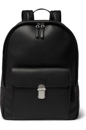 Dunhill Belgrave Full-Grain Leather Backpack