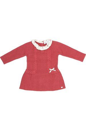 Tartine Et Chocolat Baby - Abito in cotone, lana e cashmere