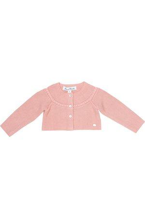 Tartine Et Chocolat Baby - Cardigan in cotone, lana e cashmere