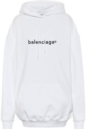 Balenciaga Felpa oversize in cotone