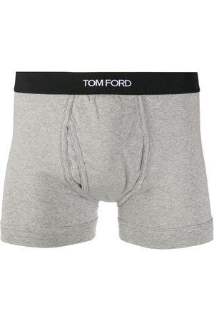 TOM FORD Uomo Boxer shorts - Boxer con banda logo