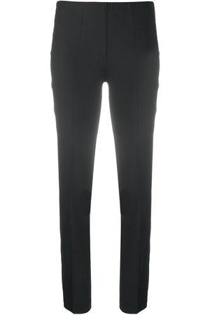 P.a.r.o.s.h. Pantaloni crop slim - Di colore