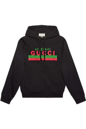 Gucci Felpa con stampa 'Original