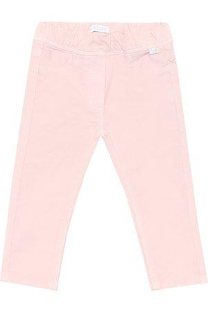 Il gufo Baby - Pantaloni in cotone stretch