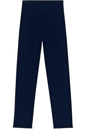 Il gufo Pantaloni in lana