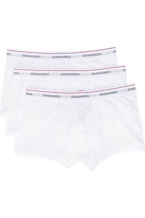 Dsquared2 Uomo Boxer shorts - Boxer con ricamo
