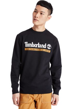 Timberland Felpa Da Uomo Established 1973 In Colore Colore