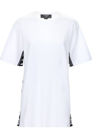 Stella McCartney T-shirt In Cotone Organico Con Logo