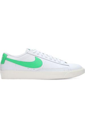 """Nike Sneakers """"blazer Low"""" In Pelle"""