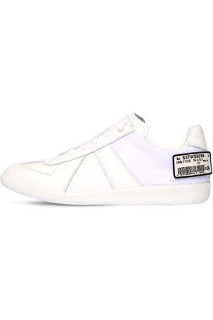 """Maison Margiela Sneakers """"replica"""" In Pelle"""
