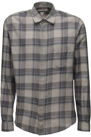 """Rochas Uomo Camicie - Camicia """"raffaella"""" In Cotone Check"""
