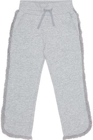 Stella McCartney Pantaloni sportivi in cotone