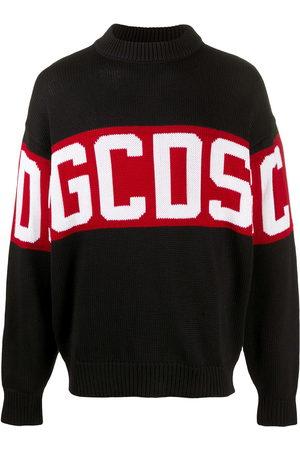 GCDS Uomo Felpe - Maglione con logo