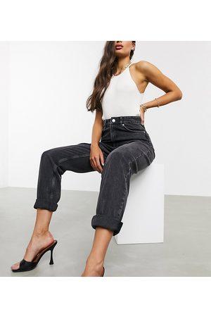 ASOS ASOS DESIGN Tall - Mom jeans vita alta larghi slavato