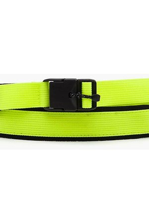 Levi's Magnetico Web Belt / Regular Yellow