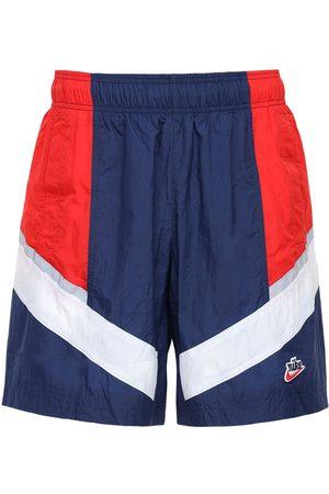 """Nike Shorts """"windrunner"""" In Nylon"""