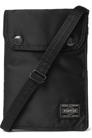 PORTER-YOSHIDA & CO Tanker Padded Nylon Messenger Bag