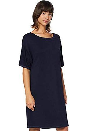 IRIS & LILLY Loungewear in Cotone Donna, Blu , XL, Label: XL