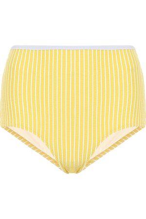 Solid Slip bikini Brigitte a righe