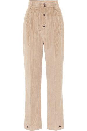 Etro Pantaloni in velluto a coste