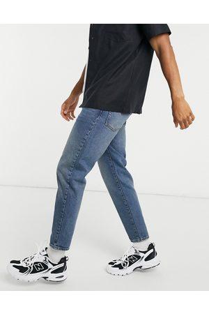 ASOS Jeans classici rigidi slavato effetto sporco vintage