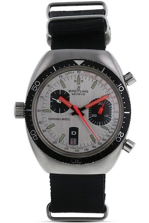Breitling Orologio Chrono-Matic 44mm Pre-owned 1970 - SILVER