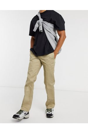 Dickies 873 - Pantaloni slim dritti eleganti kaki