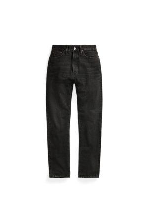 RRL Donna Straight - Jeans stretch dritti vintage