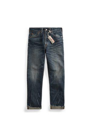 RRL Jeans dritti Boy-Fit