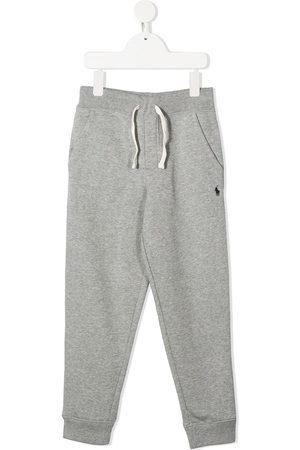 Ralph Lauren Pantaloni - Pantaloni sportivi con ricamo
