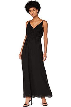 TRUTH & FABLE Marchio Amazon - Maxi Dress Boho in Chiffon Donna, , 40, Label: XS