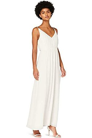 TRUTH & FABLE Marchio Amazon - Maxi Dress Boho in Chiffon Donna, , 50, Label: XXL