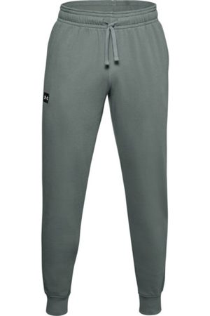 Under Armour Rivel Fleece Jogger - pantaloni fitness - uomo. Taglia L