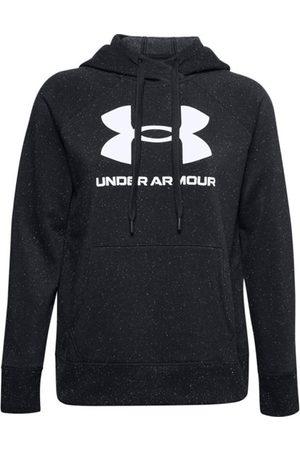 Under Armour Rival Fleece Logo Hoodie - felpa con cappuccio - donna