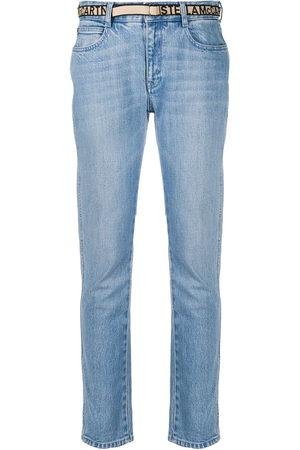 Stella McCartney Jeans slim Boyfriend - Di colore