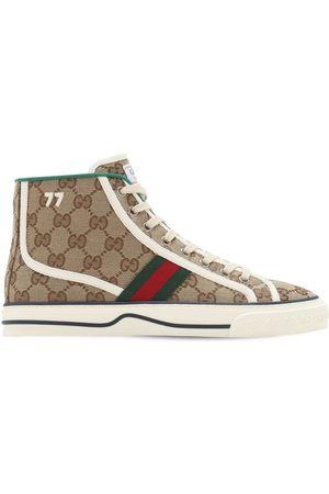 "Gucci Sneakers "" Tennis 1977"" In Tela 10mm"
