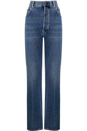 Golden Goose Jeans dritti Kim - Di colore