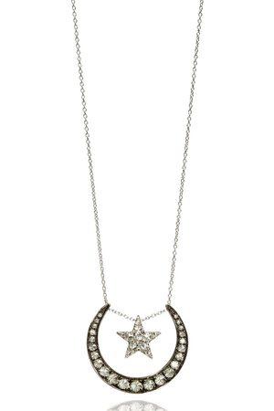 ANNOUSHKA Collana in 18kt con diamanti - 18ct White Gold