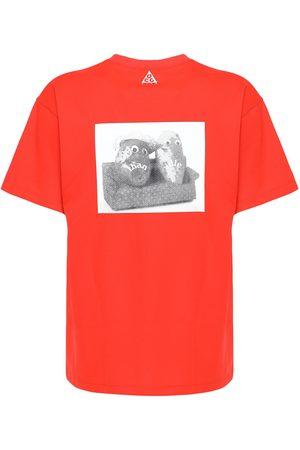 """Nike T-shirt """"acg Dri-fit"""" In Techno"""