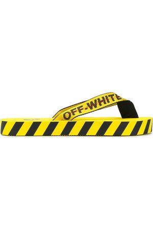 OFF-WHITE Uomo Infradito - Infradito a righe