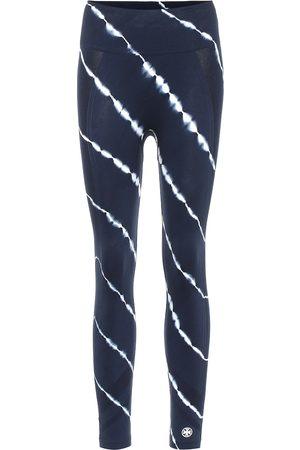 Tory Sport Leggings sportivi tie-dye